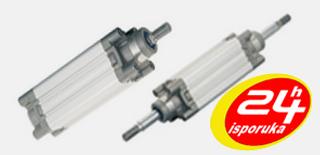 Serija X - cilindri opšte namene po ISO 15552