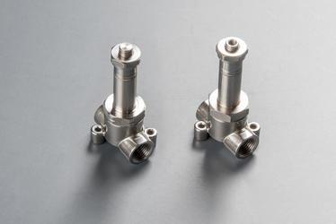 INOX ventili za razne fluide serija X2F
