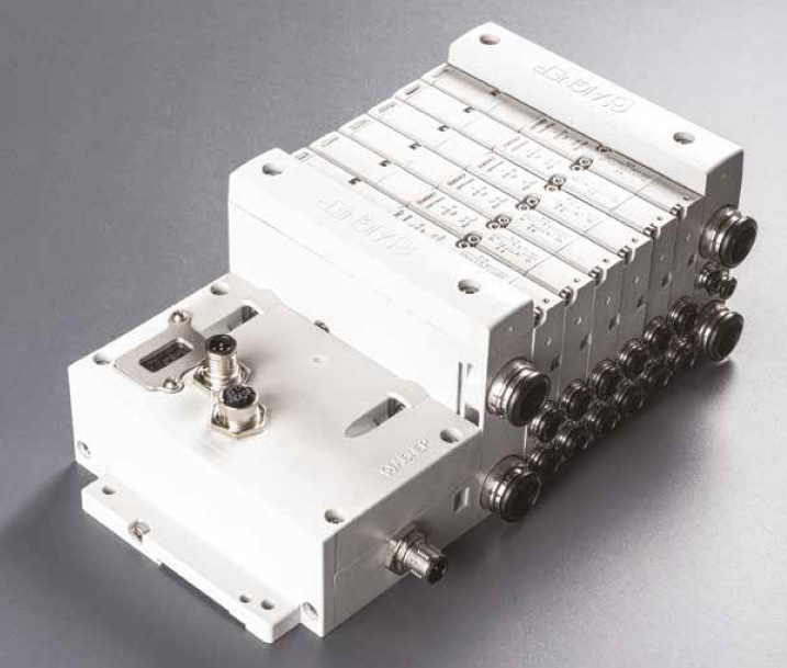 Modularna ventilska ostrva za CNC sisteme serije 15V