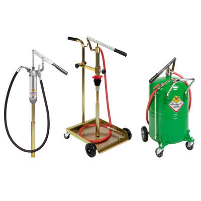 Ručne pumpe i uređaji za pretakanje i nalivanje ulja i antifriza