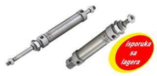 Serija MINI - Cilindri opšte namene po ISO 6432