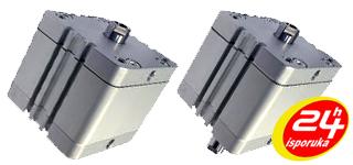 Serija W - kratkohodni cilindri po ISO 21287