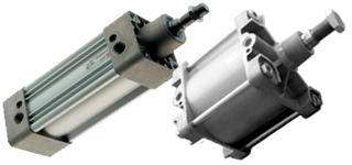 Serija E - cilindri po ISO 6431, do 320mm