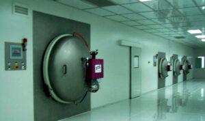 Vakuumska pec za visoke temperature za ciste sobe